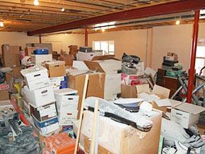 Lynn's basement