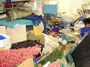 Tina's garage