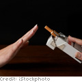 Dealing with other smokers