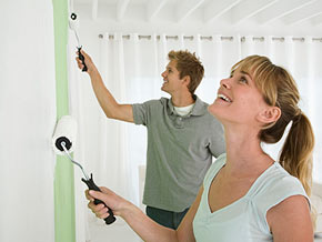Make over your home on a budget.
