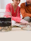 Retirement in recession