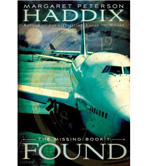 Found by Margaret Peterson Haddix