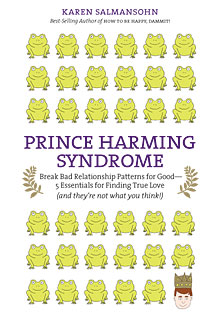 Prince Harming Syndrome book cover
