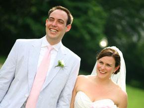 Brenda and Jeff's wedding