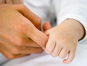 Raising a left-handed child