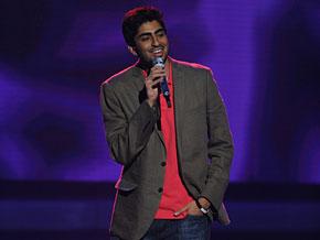 American Idol's Anoop Desai