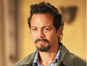Benjamin Bratt, star of The Cleaner