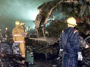 Singapore Airlines crash