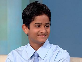 Akrit Jaswal, Indias smartest teen