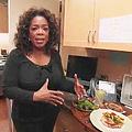 Oprah's new diet plan