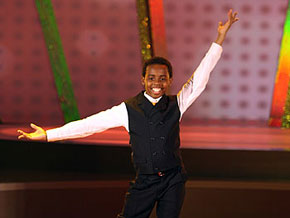 Kyle, a young dancer