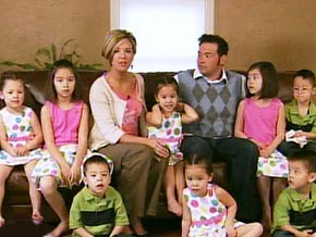 Kate Gosselin shares the rules she asks the camera crew to follow.