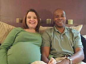 A couple expecting quadruplets asks Kate and Jon Gosselin for advice.