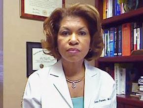 Bariatric physician Dr. Denise Bruner
