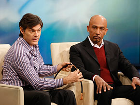 Dr. Oz explains how MS affects the body and nervous system.