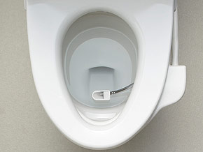 The Japanese smart toilet