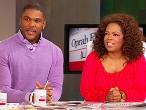 Tyler Perry's mother and aunt were the inspiration for Madea.