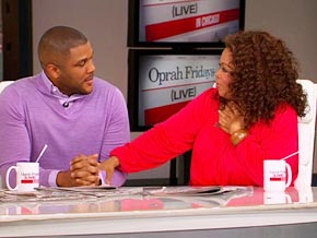 Oprah and Gayle King talk about how Tyler Perry bought them Bentleys.