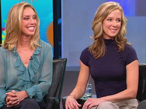 Trisha Ashworth and Amy Nobile were overwhelmed by motherhood.
