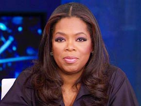 Oprah offers resources to teens in violent relationships.