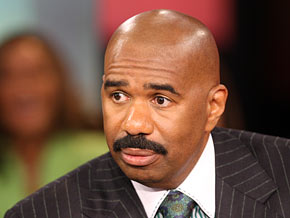 Steve Harvey says most men don't care about getting closure.