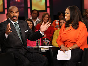 Steve Harvey reveals the three things a man has to have in a relationship.