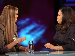 Tyra Banks and Oprah discuss emotional abuse.