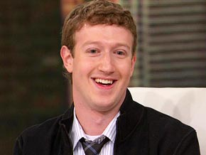 Mark Zuckerberg is the founder and CEO of Facebook.