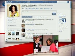 The Oprah Winfrey Show's Facebook page