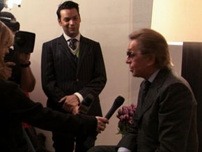 The Valentino documentary is called The Last Emperor.