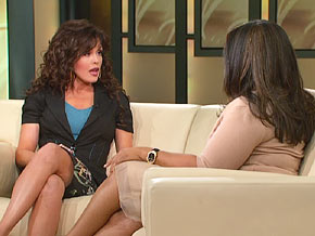 Marie Osmond has a history of heart disease in her family.