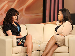 Marie Osmond's family inspired her to lose weight.