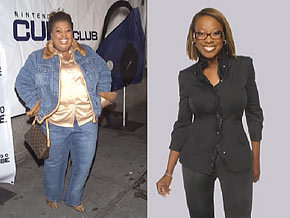 Star Jones first gained popularity as a co-host of The View.