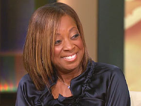 Star Jones is finally able to be her true self.