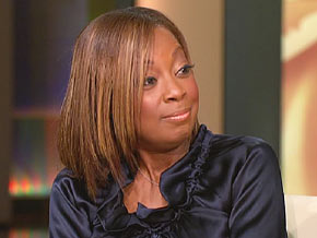 Star Jones saw an unflattering picture of herself in a tabloid.