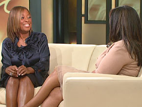 Along with the weight loss came some noticeable changes in Star Jones' demeanor.