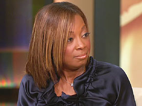 Star Jones says her weight loss hasn't totally set in.