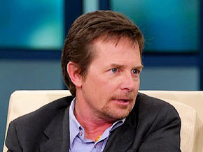 Michael J. Fox embraces the life he's been given.