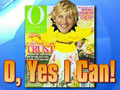 Ellen wants to be on the cover of O