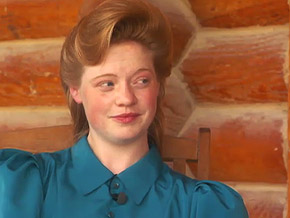 Betty Jessop refused to give up her hairstyle and traditional dress.