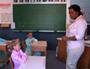 Oprah Talks to YFZ Second Graders