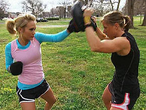 Carrie Underwood's fitness routine