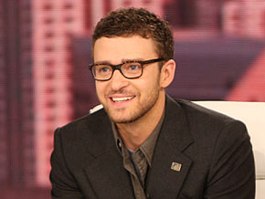 Justin Timberlake joins Oprah's Fridays Live panel for a day.