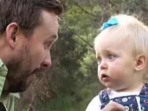 Matt Logelin's still adjusting to life as a single parent.