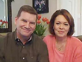 Ted and Gayle say their marriage is better now that they've told their story to the public.