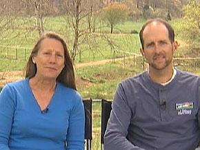 Carol Buckley and Scott Blais