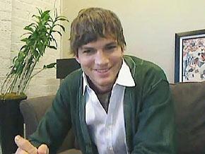 Ashton Kutcher challenges CNN to a contest.