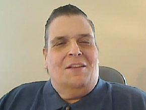 Michael Hebranko from his Brooklyn home