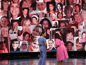 Dr. Oz and Oprah
