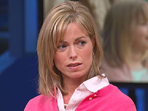 Kate McCann was the first to realize Madeleine was gone.